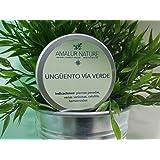 Ungüento Vía Verde - Crema para varices y piernas pesadas e inflamadas - 100% natural y artesanal - 100 ml