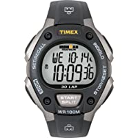 Timex 5E901 Ironman Triathlon 30 Lap Watch