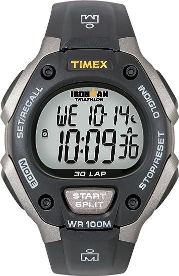 timex 5e901 ironman triathlon 30 lap watch amazon ca watches rh amazon ca timex ironman triathlon flix user manual timex ironman triathlon 30-lap instruction manual