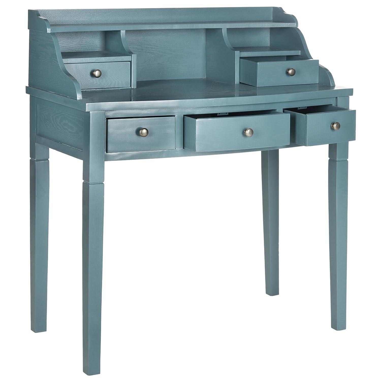 Amazon.com: Safavieh American Homes Collection Landon Quartz Grey ...