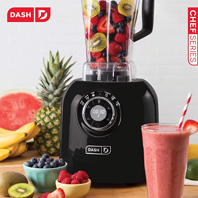 Dash - Licuadora Digital, Premium, Chef Serie – DPB500RD: Amazon.es: Hogar