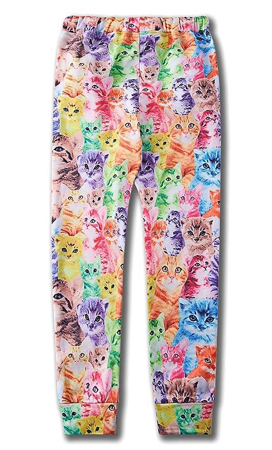Childrens Sweatpants Ford Logo Boys and Girls Jogger Long Pants Sweatpants Leggings