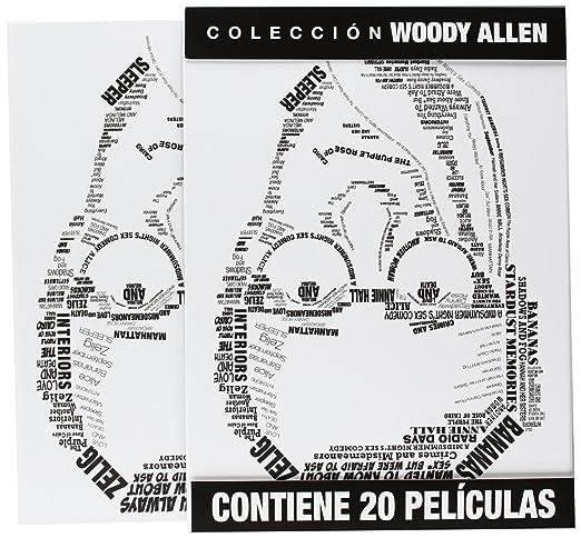 Colección Woody Allen - 20 películas [DVD]: Amazon.es: Varios ...