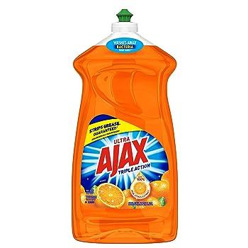 Ajax Triple Action Liquid Dish Soap
