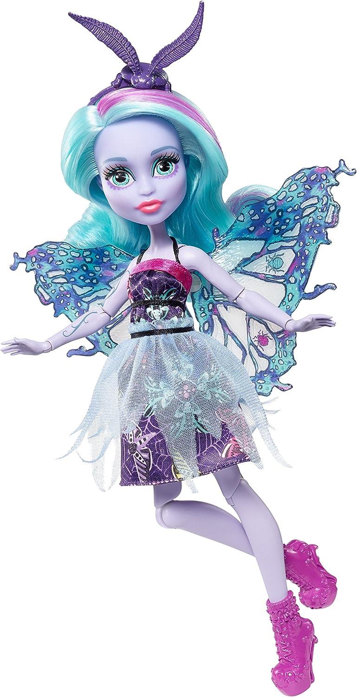 Monster High- Ninfas con alas - Twyla (Mattel FCV53)