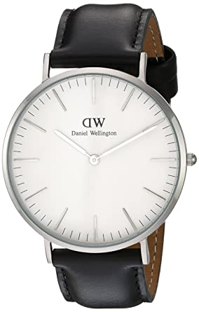 7471f1add2d1 Image Unavailable. Image not available for. Color  Daniel Wellington Men s  0206DW Sheffield Watch ...