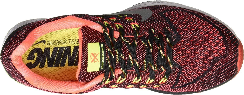 Nike W Air Zoom Structure 18 Zapatillas para Mujer: Amazon.es: Zapatos y complementos
