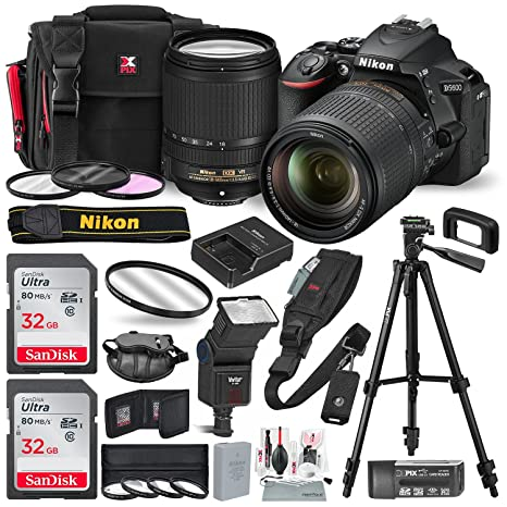 The 8 best nikon d5600 dslr camera 2 lens bundle