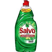 Salvo Lavatrastes Líquido Limón, 1200 ml