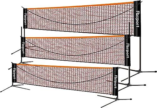 FBSPORT Portable Badminton Net Set