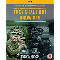 They Shall Not Grow Old (Slipcase Packaging + Region Free + Fully Packaged Import)
