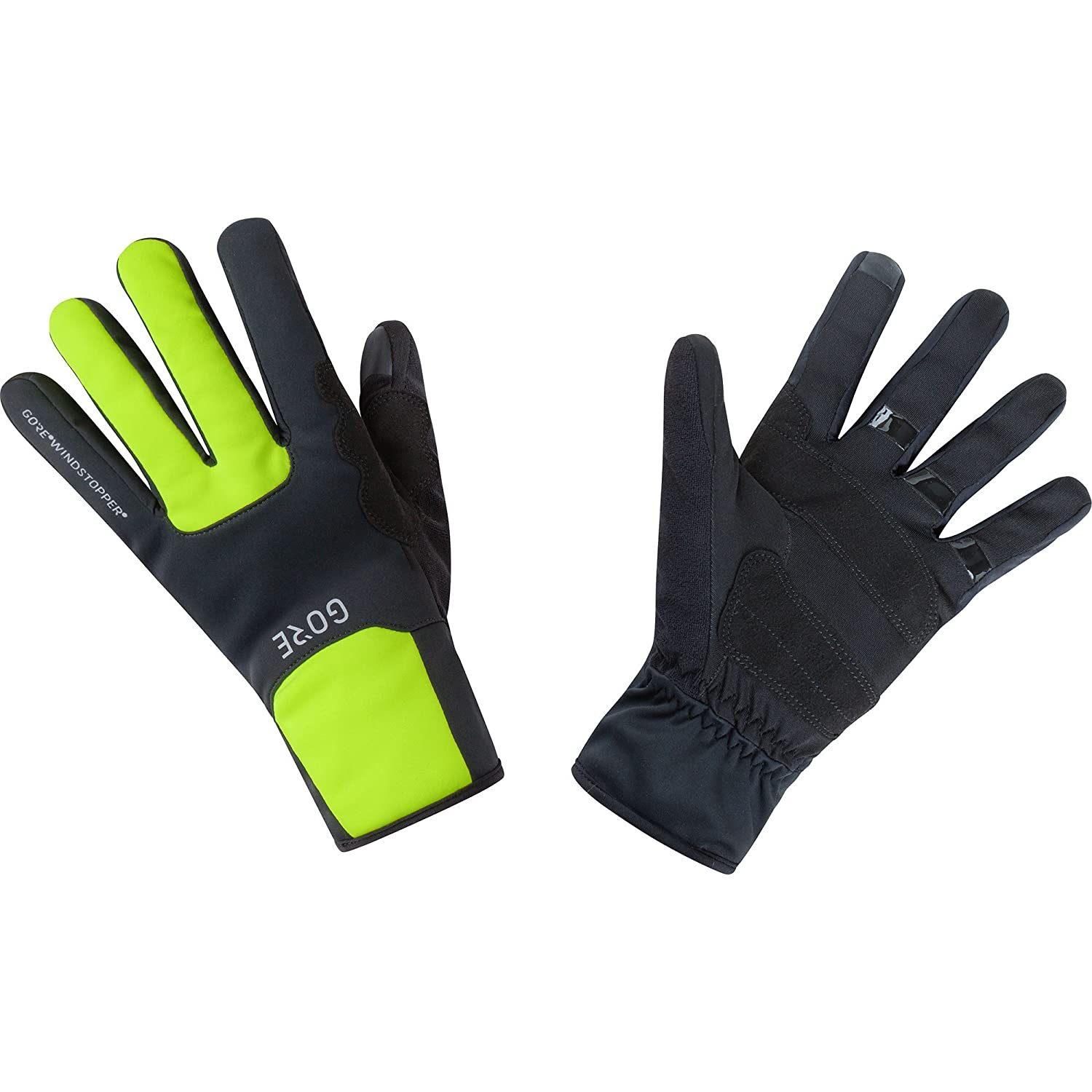GORE Wear Unisexe Gants coupe-vent, M GORE WINDSTOPPER Thermo Gloves, 100310