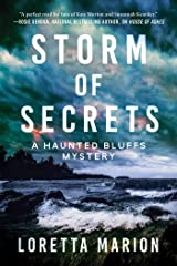 Storm of Secrets: A Haunted Bluffs Mystery Hardcover
