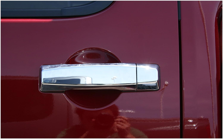 Putco 403010 Chrome Trim Door Handle Cover