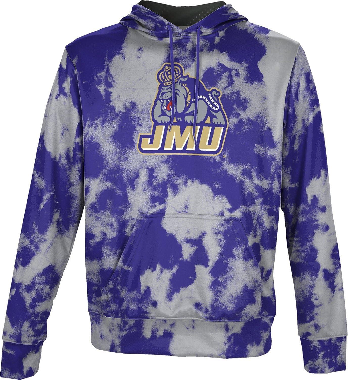 Grunge ProSphere James Madison University Foundation Boys Pullover Hoodie