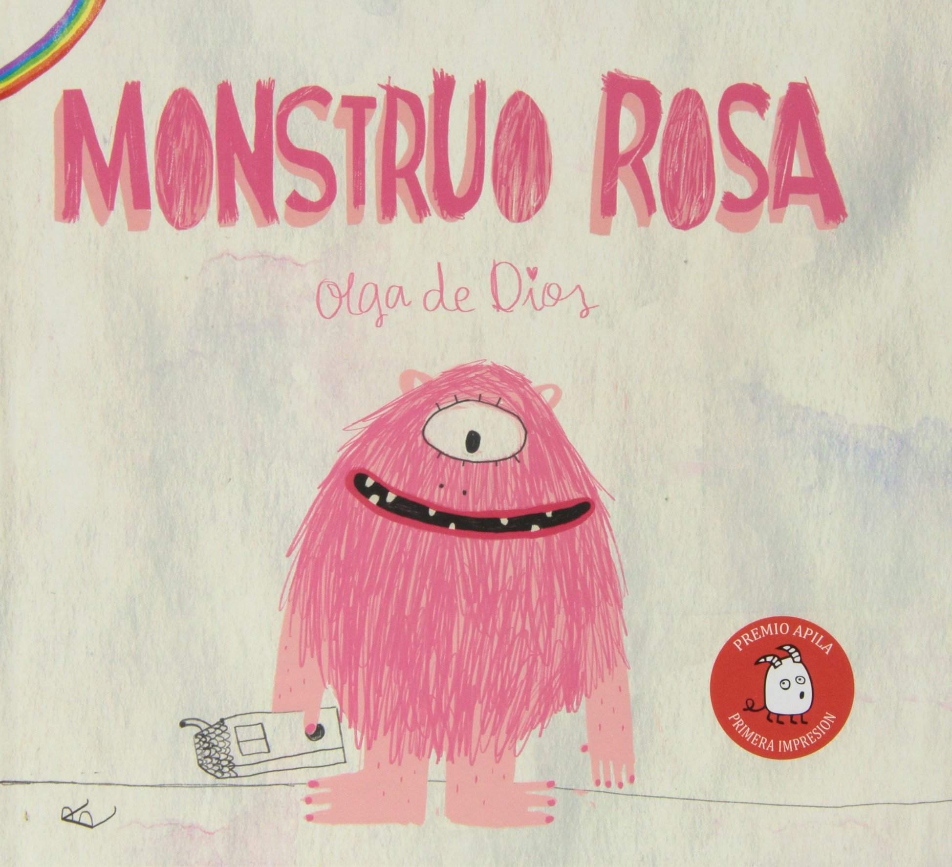 Read Online Monstruo rosa (Spanish Edition) pdf epub