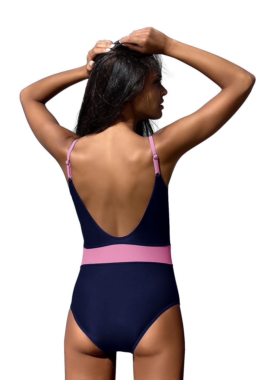 LORIN Femme Intersport Costume Maillot de Bain: Amazon.fr: Vêtements et accessoires
