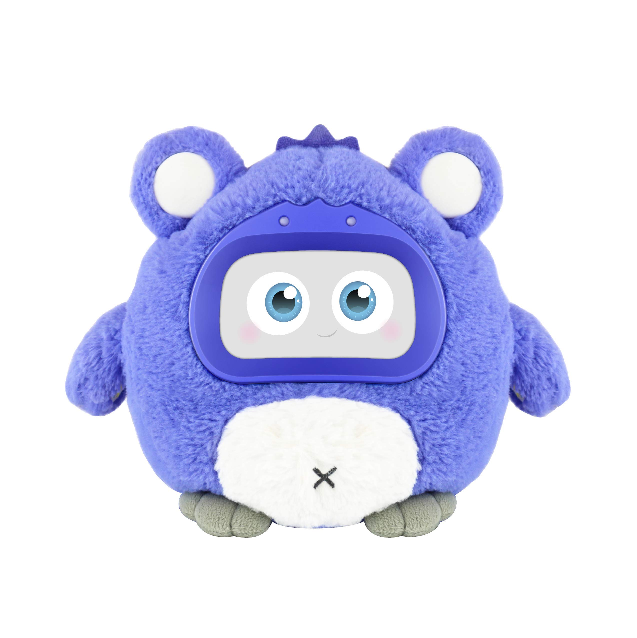 Woobo Lavender Lollipop - Interactive Robot for Curious Kids