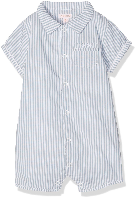 Gocco Baby-Jungen Zweiteiliger Schlafanzug Blau S76LTCCA501