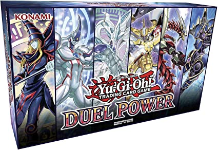 Yugioh Sealed Duel Power Promo Pack DUPO Ultra Rare Limited Edition Mint