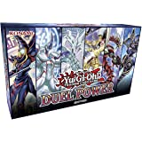 Yu-Gi-Oh! Trading Cards TCG: Duel Power Box- 6 Rare Cards & Booster Pack, Multicolor