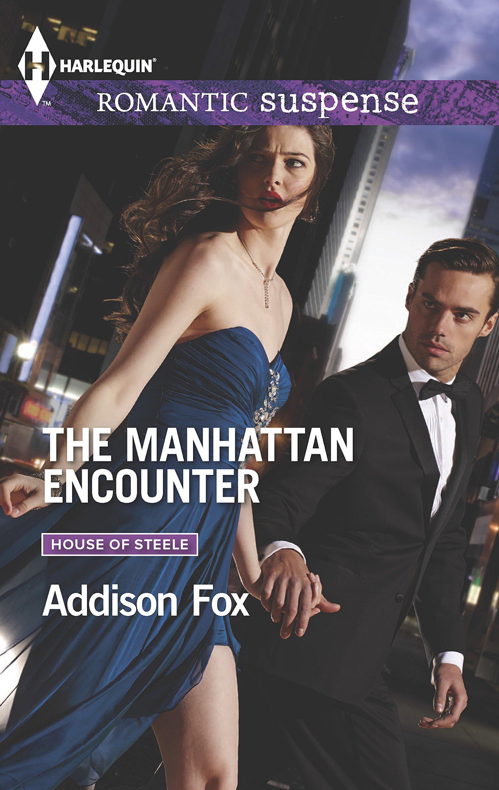 The Manhattan Encounter (House of Steele) pdf epub