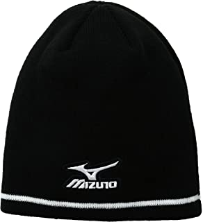 Mizuno Golf 2017 Mens Breath Thermo Beanie Sports Winter Golf Hat ... d0ead3b6943e