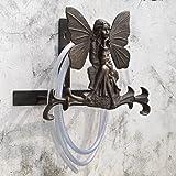 SPI Home Fairy Garden Hose Holder