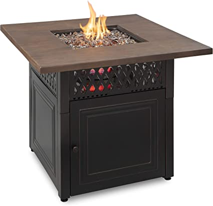 Amazon Com Endless Summer Dual Heat 2 In 1 Propane Fire Pit Outdoor Heater 41 000 Total Combined Btu 38 Outdoor Patio Propane Heater Fire Pit Converts