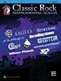 Classic Rock Instrumental Solos: Flute, Book and CD