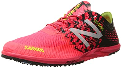 info for badeb b13c6 New Balance Men's 5000v3 Cross-Country Spike, Pink/Black ...