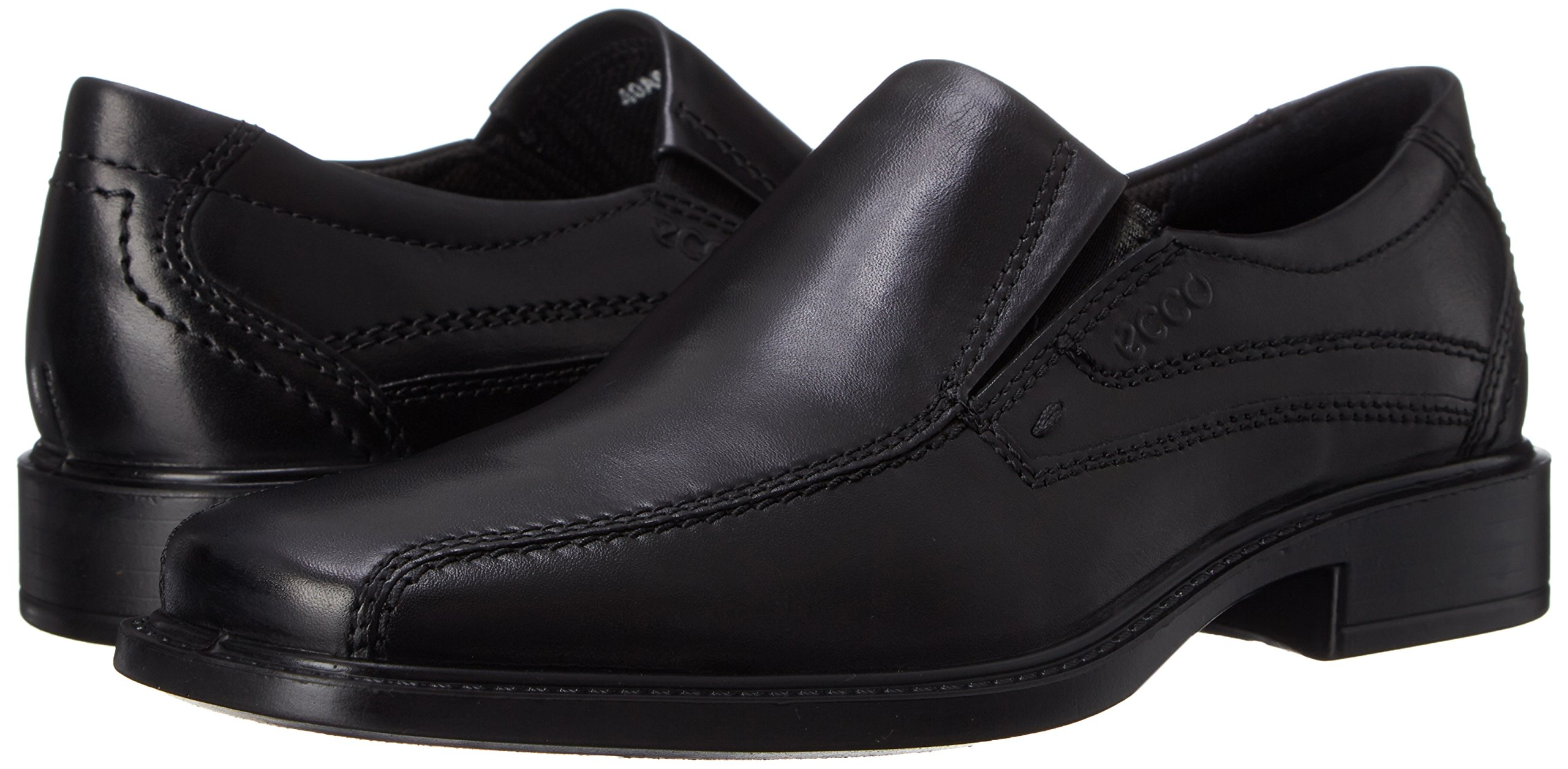 ECCO Men's New Jersey Slip On,Black,39 EU (US Men's 5-5.5 M) by ECCO (Image #7)