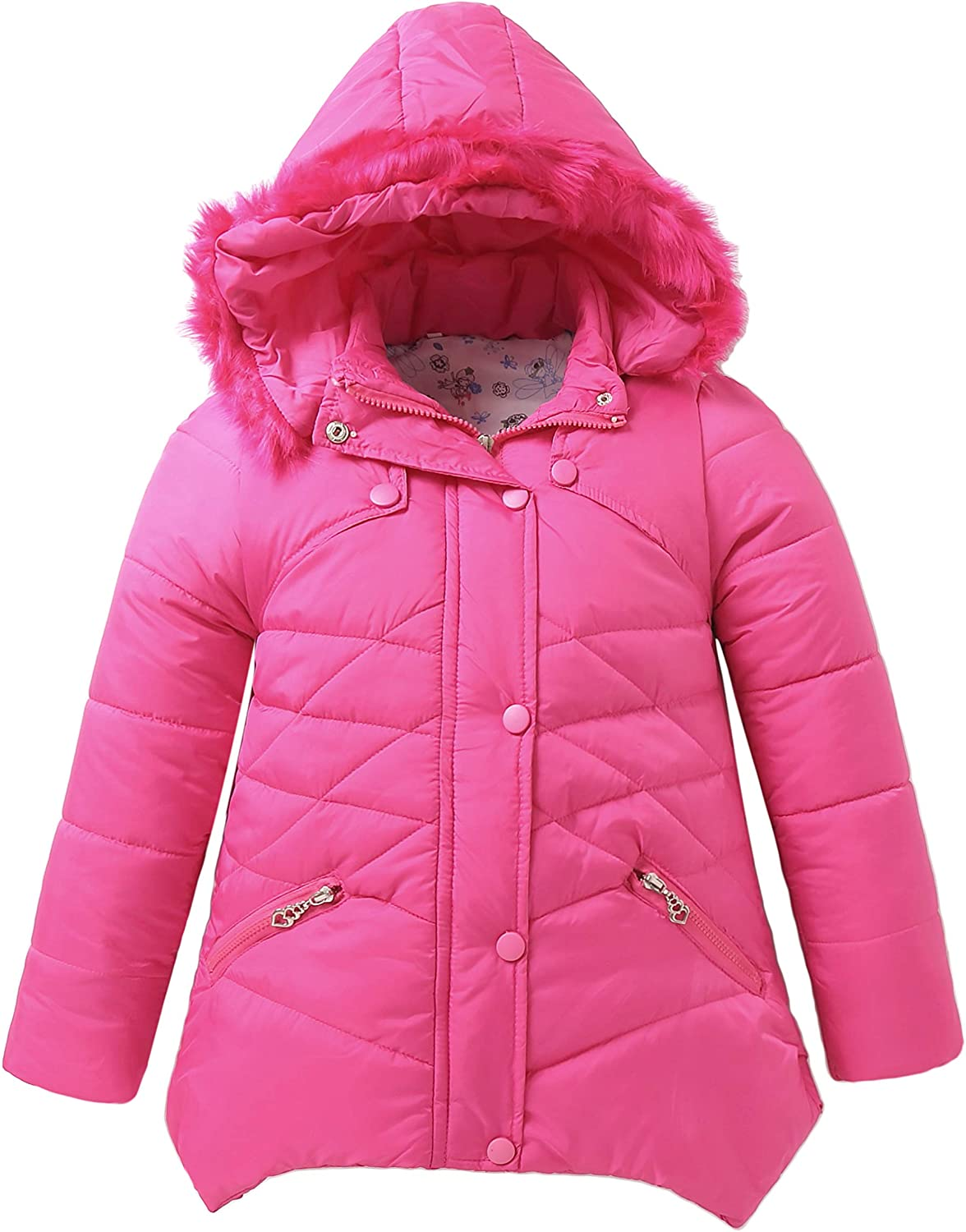 AvaCostume Boys Chinese Traditional Tang Coat Winter Warm Jackets