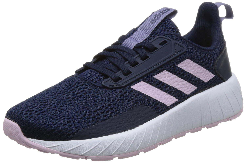 adidas Damen Questar Drive Gymnastikschuhe  38 2/3 EU|Blau (Collegiate Navy/Aero Pink S18/Raw Indigo S18)