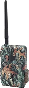 BROWNING TRAIL CAMERAS Defender Wireless Scout Pro Trail Camera with 32 GB SD Card and SD Card Reader For iOS/Android