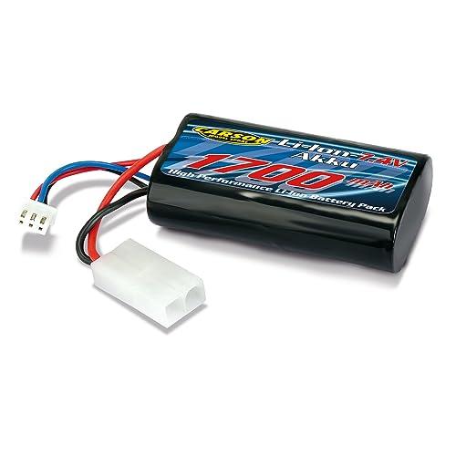 Carson 500608139–batterie li-ion 7,4 v/1700 mAh