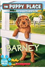 Barney (The Puppy Place #57) (English Edition) eBook Kindle