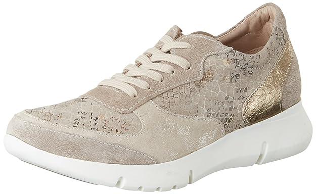 Be Natural Damen 23717 Sneaker, Beige (Taupe 341), 38 EU