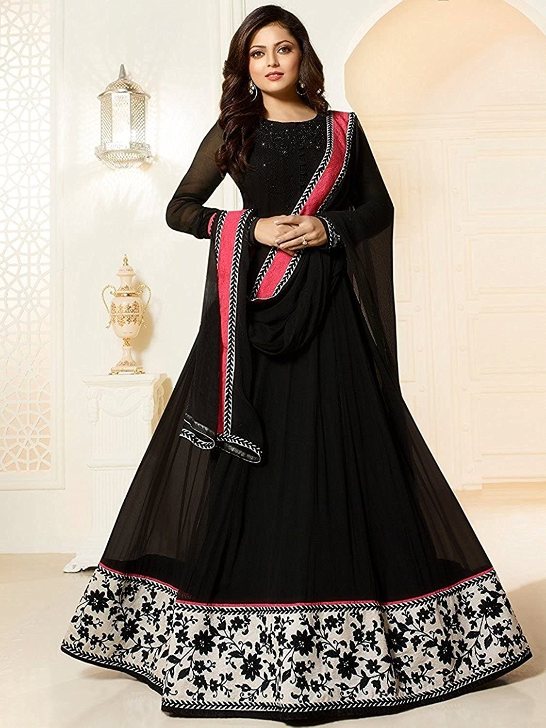Women Gown For Girls 18 Years By Karm Enterprise At Best Price