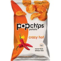 Deals on 12-Pack Popchips Crazy Hot Potato Chips 5oz
