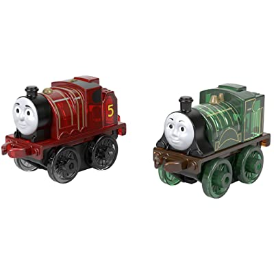 Fisher-Price Thomas & Friends MINIS, Light-ups, James & Emily: Toys & Games