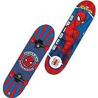 Mondo- Spiderman Monopatín,, 80.0 x 20.1 x 8.9