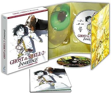 Ghost In The Shell 2 Innocence Blu-Ray Edición Coleccionistas Blu-ray: Amazon.es: Animación, Mamoru Oshii, Animación: Cine y Series TV