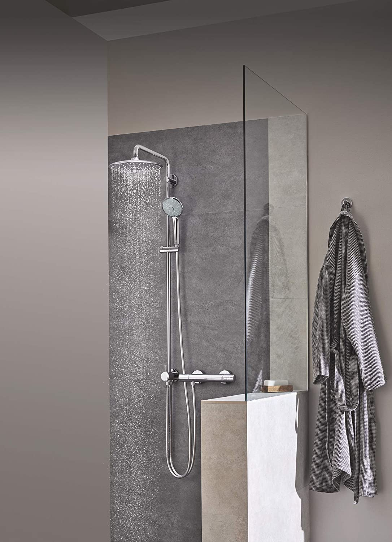 Grohe 27421002 Euphoria 260 - Sistema de ducha con inversor, Ducha ...