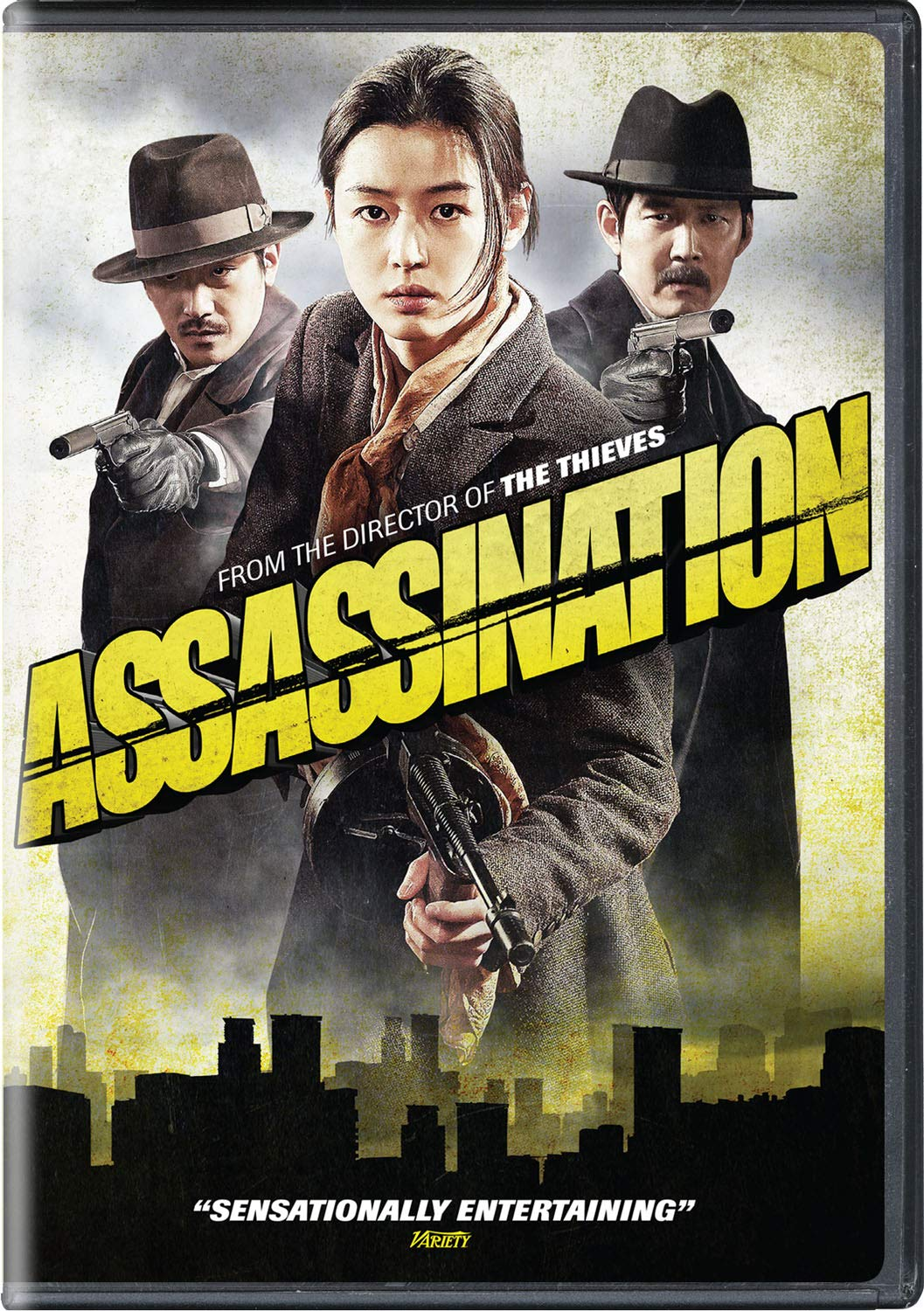 Amazon Com Assassination Gianna Jun Ha Jung Woo Lee Jung Jae Choi Dong Hoon Movies Tv