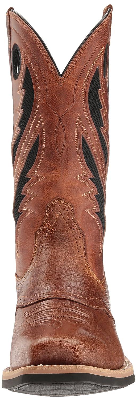 6e983451c28 Ariat Men's Heritage Roughstock Venttek Western Cowboy Boot