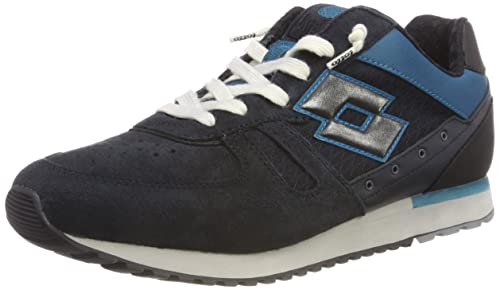 Lotto Leggenda Zapatillas Tokyo Shibuya Azul Marino/Cielo EU 42: Amazon.es: Zapatos y complementos