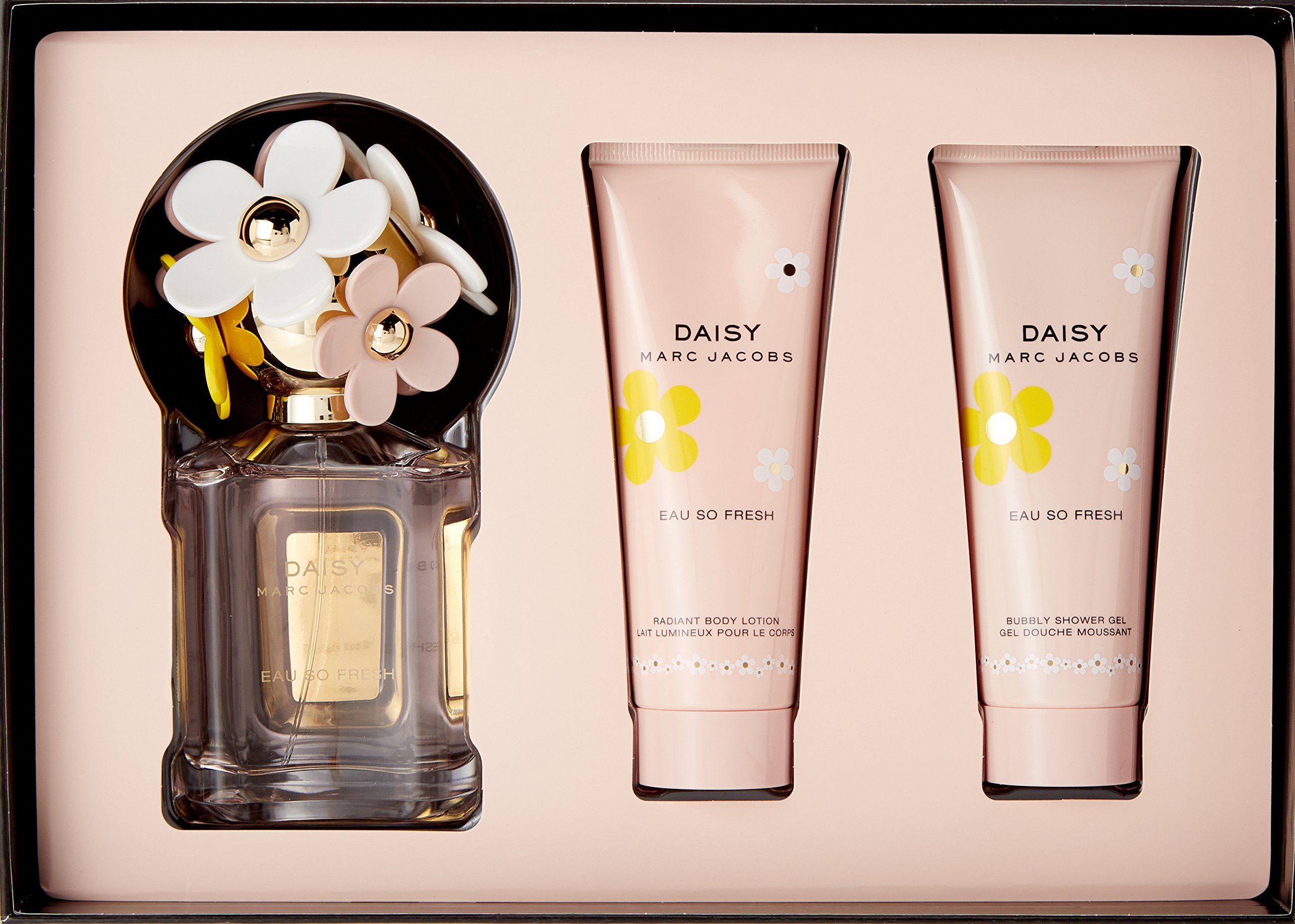 Marc Jacobs Daisy So Fresh 3 Piece Gift Set for Women by Marc Jacobs (Image #5)