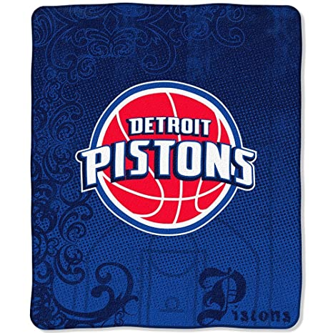 Amazon com : Northwest Detroit Pistons Micro-Raschel 50X60