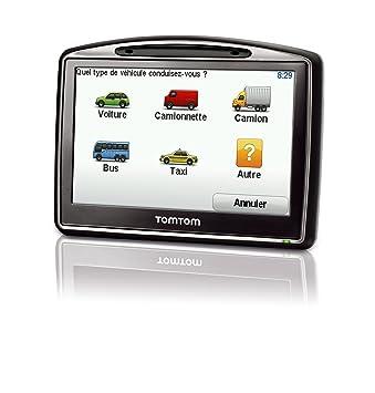 TomTom Work Go 7000 - Navegador GPS para Camión con mapas de Europa ((4.3